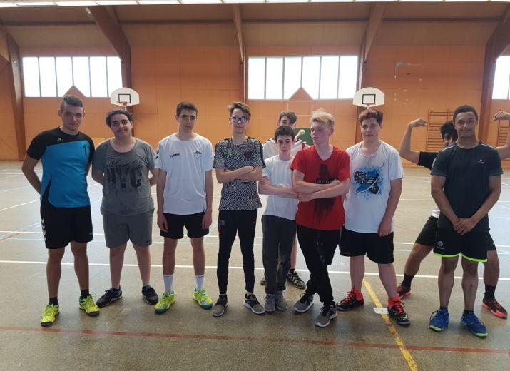 Une cagnotte pour le projet Handball Unifié
